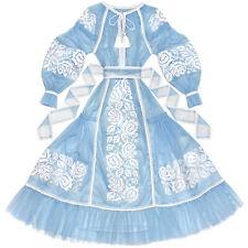 Boho Short Dress-Long Shirt Button 100/% Cool Cotton-LotusTraders All Sizes W374