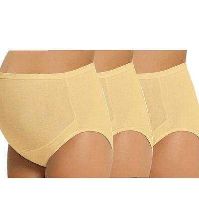Logico 3er Pack Donna Fatto-slip Gravidanza Slip Mutande Maternity-tsslip Unterhose Maternity It-it Mostra Il Titolo Originale