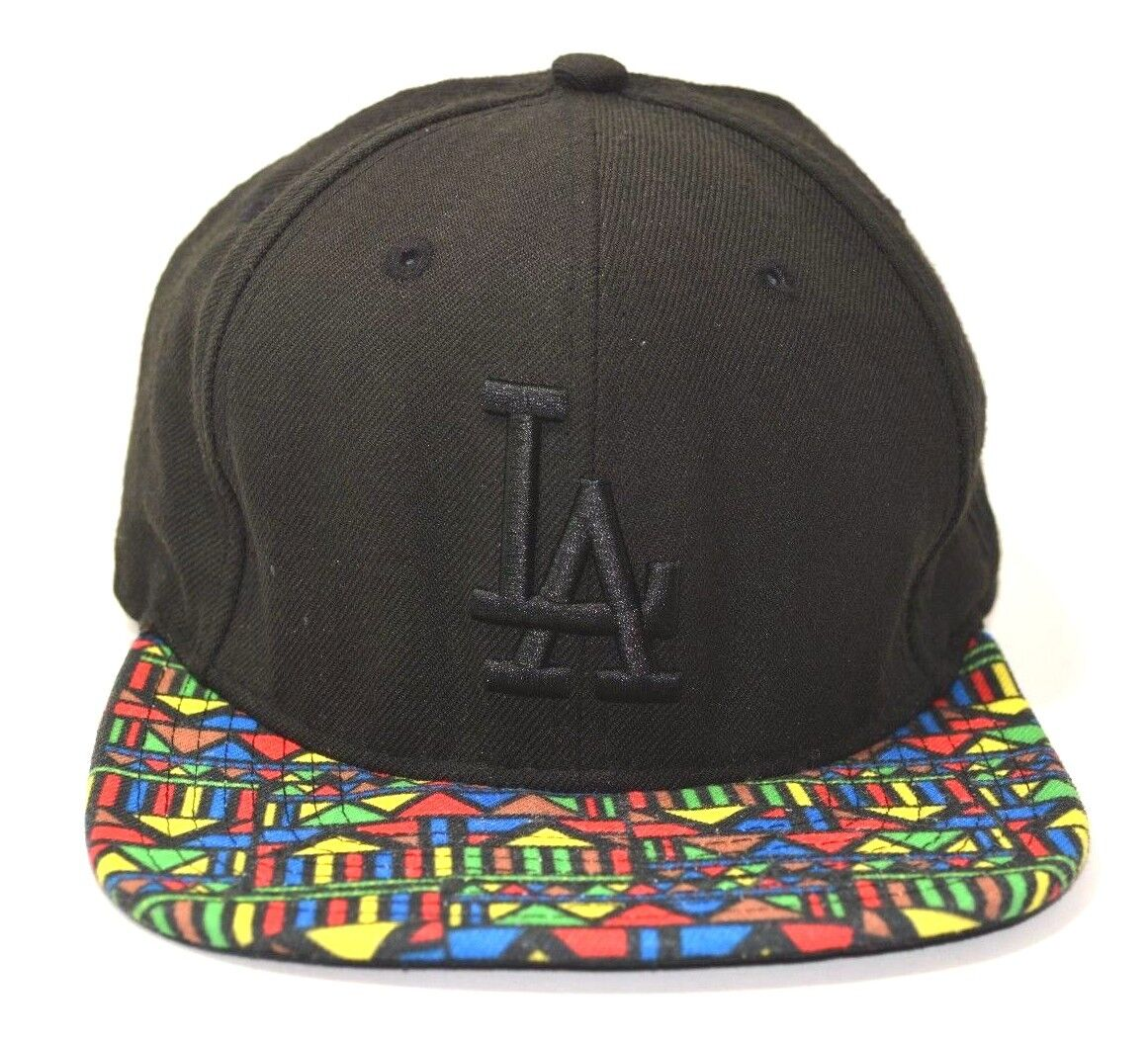 78589c7cd9a ... italy los hook angeles dodgers new era 9 fifty original fit hook los  vintage fitted hat