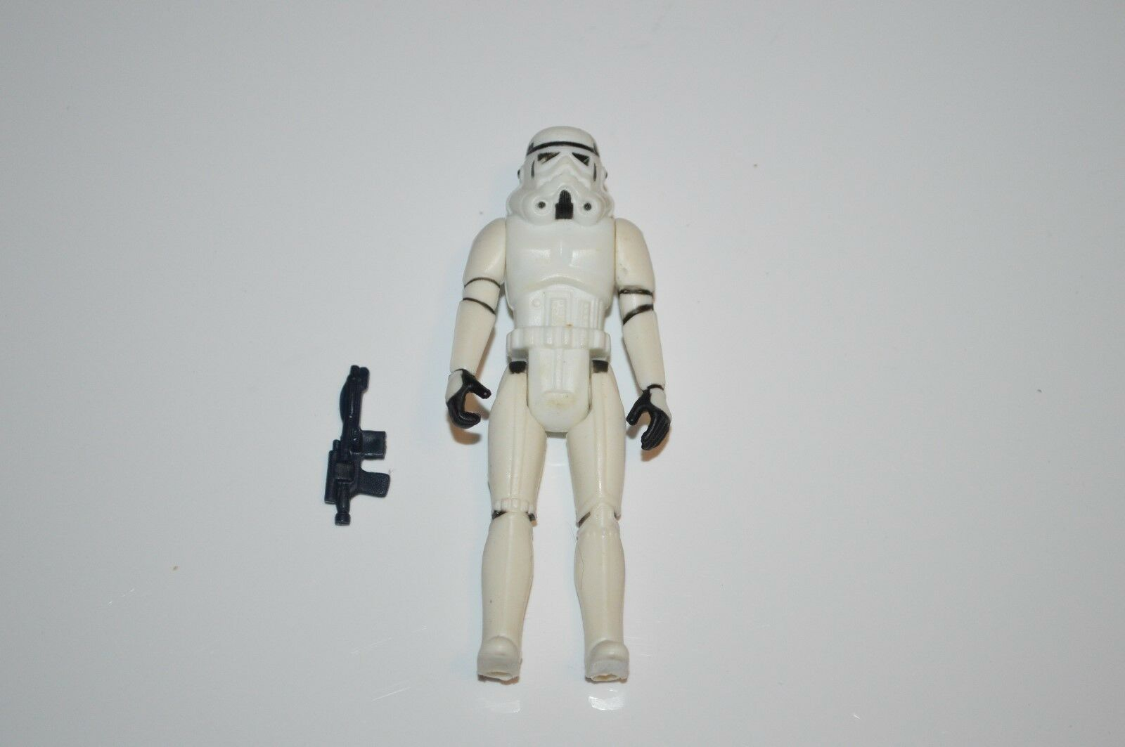 Vintage Star Wars Stormtrooper Action Figure 1977 Hong Kong Kenner