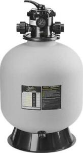 NEW Zodiac (JANDY) TOP Mount Sand Filter, Blow Molded 22 (1.5 Valve) SFTM22 Canada Preview