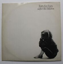 "Tears for Fears Mercury UK 3-Track 12"" Single 1981"