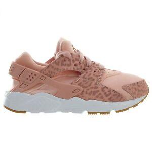 19c87c9d2944 Nike Huarache Run SE Little Kids 859591-603 Coral Stardust Shoes ...