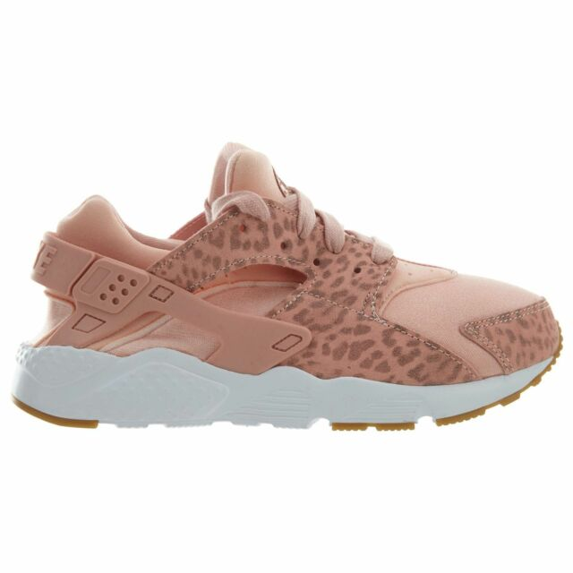 75108ec2b1ac Nike Huarache Run SE Little Kids 859591-603 Coral Stardust Shoes Youth Size  2 for sale online