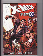 Uncanny X-Men NationX TPB Wolverine Matt Fraction Greg Land Marvel Comics NEW