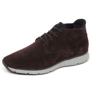 E5014 sneaker uomo brown HOGAN T20.15 NEW URBAN STYLE scarpe suede ... 89e25cdb9b3