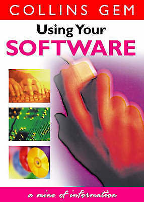 """""""AS NEW"""" Collins Gem - Using Your Software, , Book"""