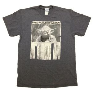 Star-Wars-Movie-Yoda-Free-Words-Of-Wisdom-Licensed-Adult-T-Shirt