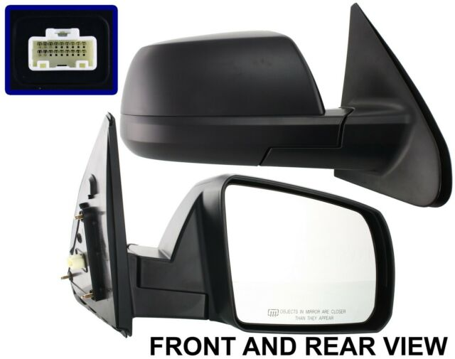 NEW RIGHT POWER DOOR MIRROR FOR 2007-2013 TOYOTA TUNDRA PICKUP TO1321252