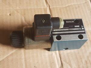 Praktisch Bosch Rexroth Ventil 0810091227 Starke Verpackung Sonstige Motorenantriebe