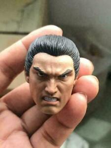 1//6  Ancient General Head Sculpt Zhao Yun Head Model Fit 12/'/' Figure Body Gifts