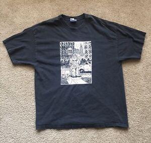 Vintage-90s-Social-Outcast-UB-Will-Beg-For-Mercy-Rap-Tee-Rare-Tour-Black-White