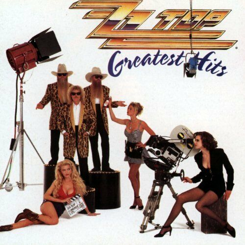 1 of 1 - ZZ Top - Greatest Hits - ZZ Top CD SVVG The Cheap Fast Free Post
