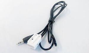 Aux In Line Câble Adaptateur Mp3 Convient Pour Audi Symphony Concert Chorus 3 Iii-afficher Le Titre D'origine Prix Le Moins Cher De Notre Site