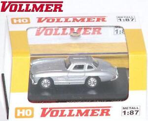 Vollmer-Cars-H0-41655-Mercedes-Benz-300-SL-silber-NEU-OVP