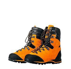 Schnittschutz-Stiefel Gr. 45 Haix Protector Forest Kl.2 Schnittschutzstiefel Neu