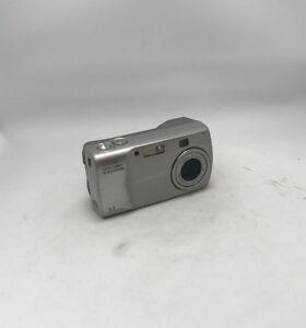 Olympus-CAMEDIA-C-310Zoom-3-2MP-Digital-Camera-Silver