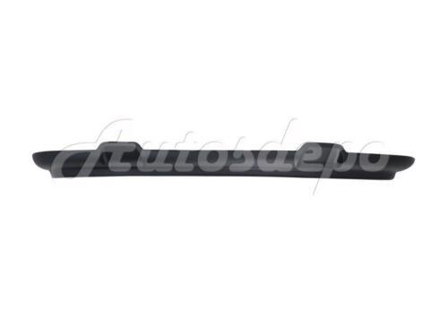 FRONT BUMPER BLK FACE BAR VALANCE FOG LIGHT W//BRACKET FOR F150 2WD 2004-2005