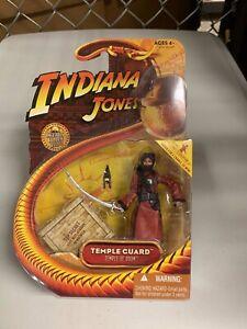 Indiana-Jones-Action-Figure-2008-Series-Temple-Guard-Brand-New-MOC