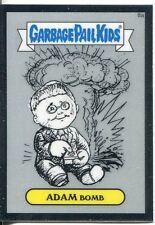 Garbage Pail Kids Chrome Series 1 Complete 82 Card Pencil Art Parallel Base Set
