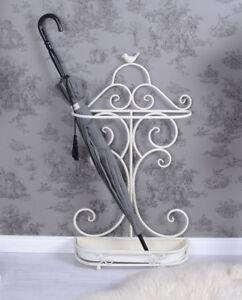 Schirmständer Antik Regenschirmständer Weiss Schirmhalter Regenschirmhalter Antique Furniture Antiques