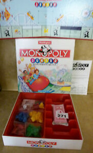 Vintage-Monopoly-Junior-Board-Game-Complete