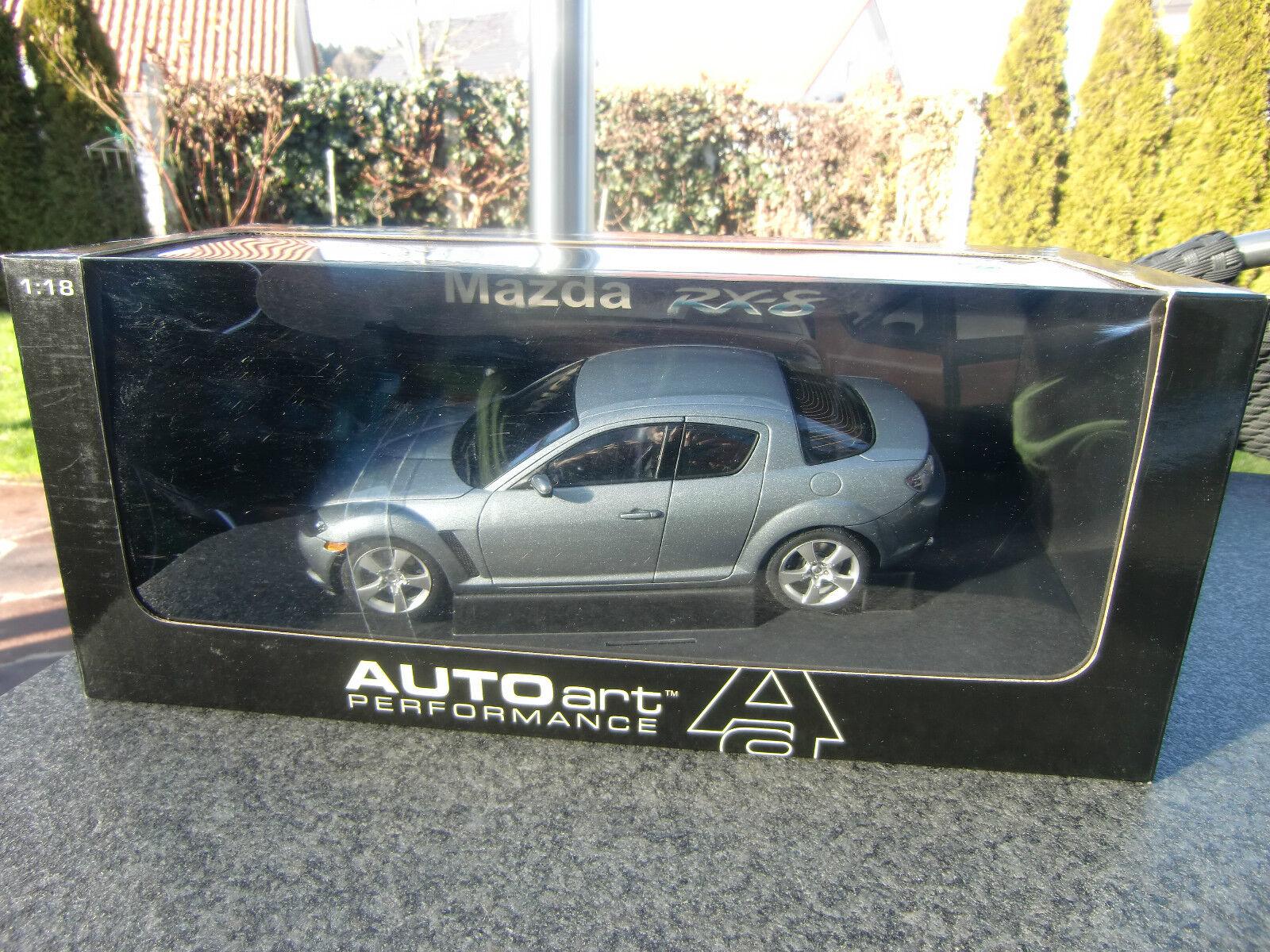 AUTOART      Mazda RX 8     1 18 neu mit OVP