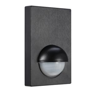 Mural Capteur PIR de Noir Infrarouge Détecteur de mouvement 180 degrés Outdoor Indoor
