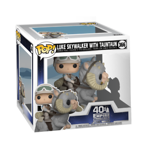 Funko-POP-Deluxe-Star-Wars-Luke-Skywalker-with-Tauntaun-366-Bobble-Head