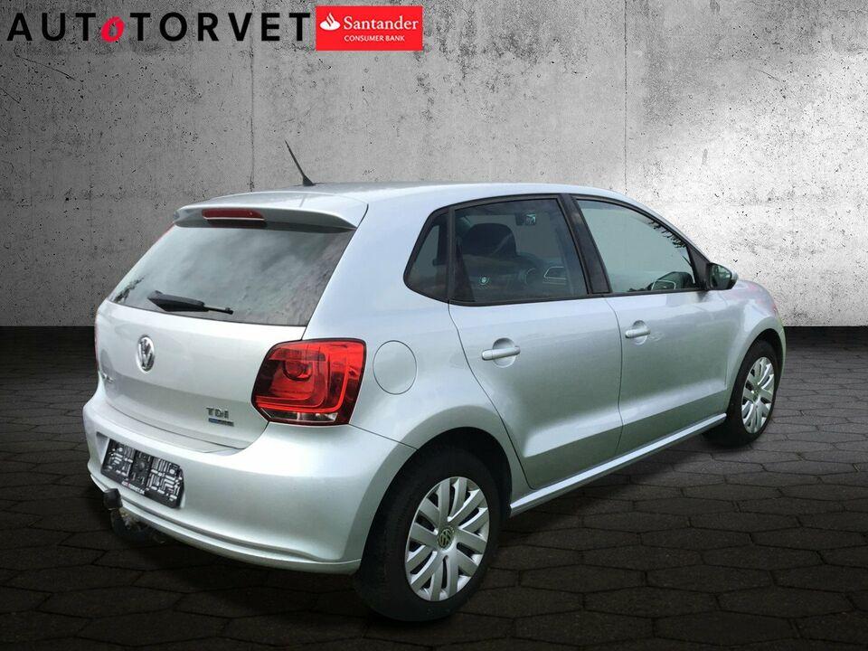 VW Polo 1,6 TDi 90 Comfortline BMT Diesel modelår 2010 km