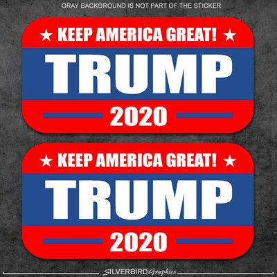 Vote USA Election American Patriotic TRUMP 2020 Hard Hat Sticker Helmet Decal