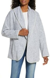 The North Face Women's Crescent Wrap - Size M grey heather