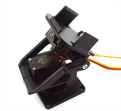 Pan/Tilt Camera Platform Anti-Vibration Camera Mount with 2 Servos for Aircraft