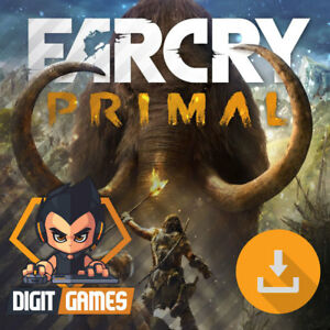 activation key far cry primal uplay