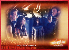Joss Whedon's FIREFLY - Card #18 - The Only Choice - Inkworks 2006