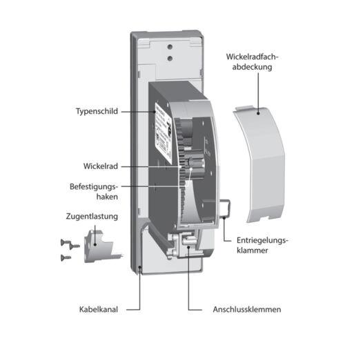 Rademacher RolloTron Standard Gurtwickler Gurt Antrieb Rolladenmotor Rollladen