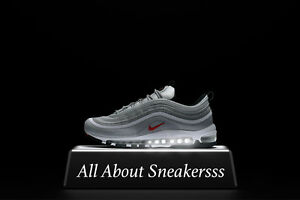 "7465ea9542d93 Nike Air Max 97 OG QS ""Silver Bullet"" Limited & Rare Edition Kid's ..."