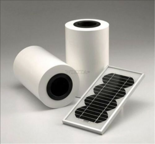 New Film Back Sheet Encapsulation Tpt Tedlar 6000X680X0.3MM Solar Panel ck