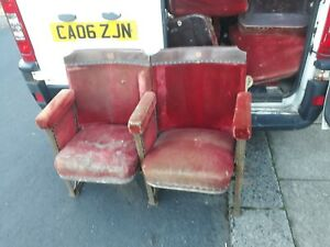vintage cinema seats 50 per seat