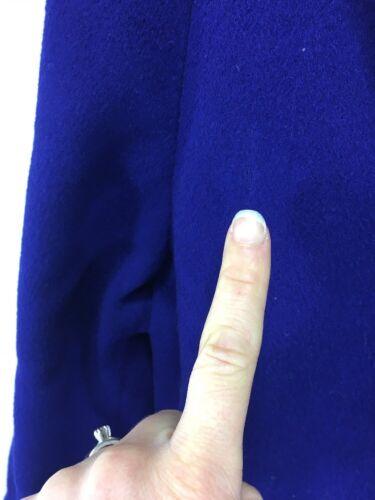 Jakke Dobbelt Lilla Kvinder 100 Tåge Mellem Peacoat 8 London Vtg Uld Brystet 0q1tww