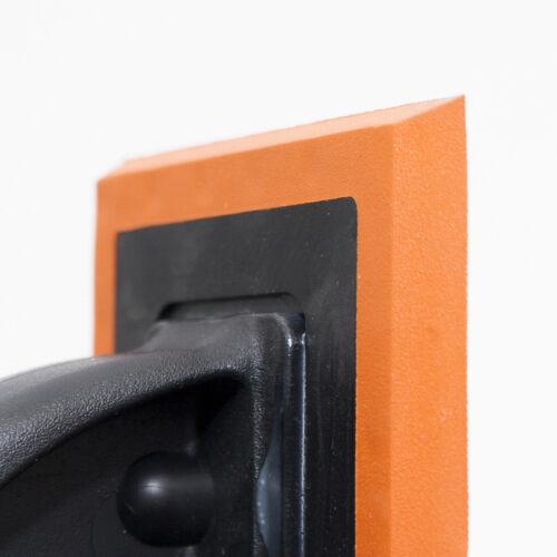 Caoutchouc reibebrtett pour fines Pesenti 95 x 240 mm Râpe planche avec revêtement en caoutchouc