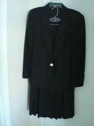 Vintage Austin Reed Suit Jacket Skirt Set Women S Siz Gem