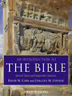 An Introduction to the Bible: Sacred Texts and Imperial Contexts by David M. Carr, Colleen M. Conway (Hardback, 2010)