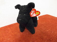 4754fad3860 Ty Beanie Baby RARE Retired Scottie The Dog 15 June 1996 Style 4102 ...