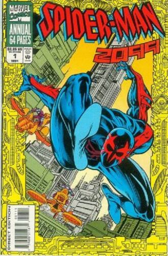 Spiderman 2099 Annual # 1 3 stories, 68 pages USA, 1994