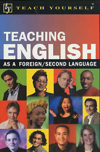 Teaching-English-As-a-Foreign-Second-Language-by-David-Riddell-FREE-Postage