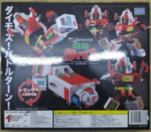 Ready Action Toys Mini Deformed Series 03 Daimos New