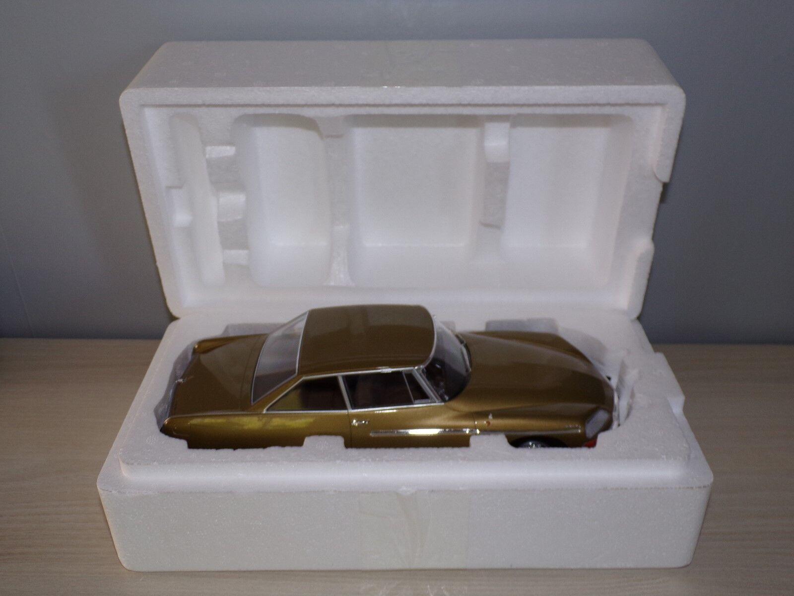 CITROEN DS 21 CHAPRON LE LEMAN 1968 - 1 18° NEUVE EN BOITE - EDITE A 1500 EX