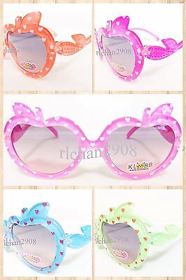 N121 Kids//Children//Girls Cute Little Lamb Round Sunglasses