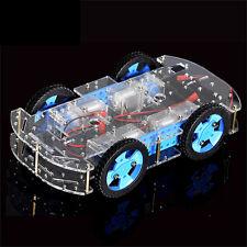 Motor Intellig Drive Smart Buggies Car DIY Kit Hobby Robotic Toy Model RC Trucks